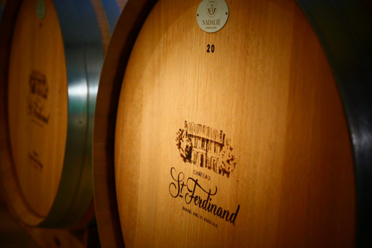vin Lussac St Emilion